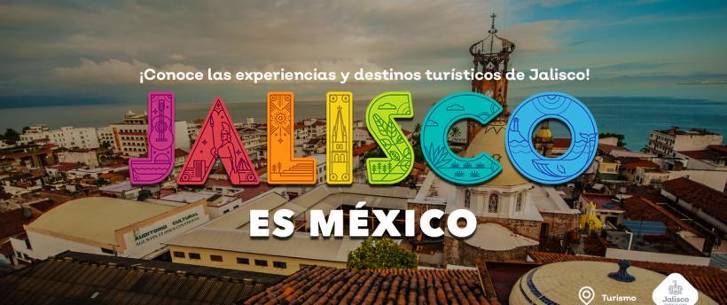 Visita el sitio web de promoción turística de Jalisco.