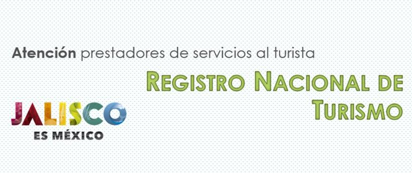 Inscribete al Registro Nacional de Turismo